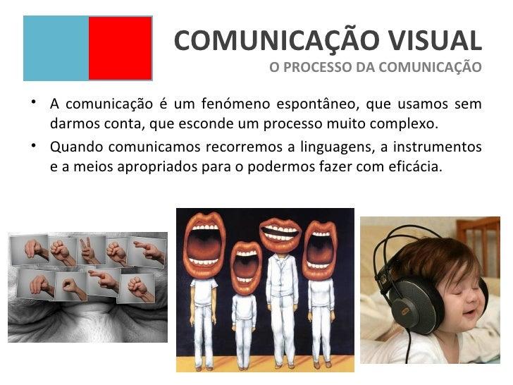Comunicação visual Slide 2