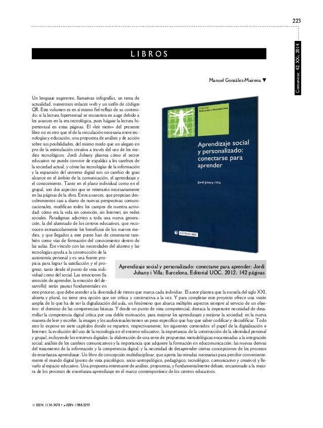 LIBROS Manuel González-Mairena t Un lenguaje sugerente, llamativas infografías, un tema de actualidad, numerosos enlaces w...
