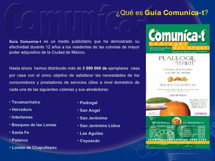 <ul><li>Tecamachalco  </li></ul><ul><li>•  Herradura  </li></ul><ul><li>Interlomas </li></ul><ul><li>Bosques de las Lomas ...