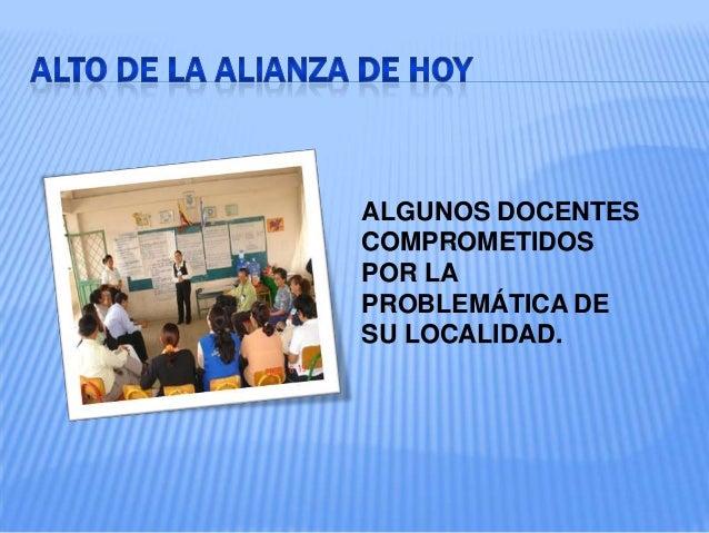 COMUNIDAD EDUCATIVA PARTICIPATIVA.