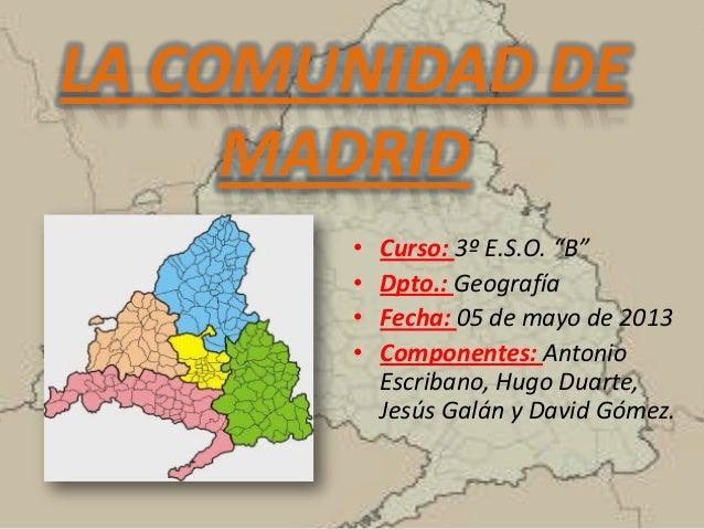 Comunidad de madrid for Correo comunidad de madrid