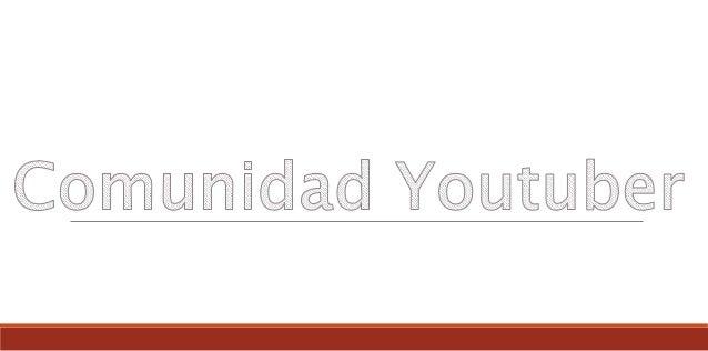 YouTube es un sitio web en el cual los usuarios pueden subir y compartir vídeos. Fue creado por tres antiguos empleados de...