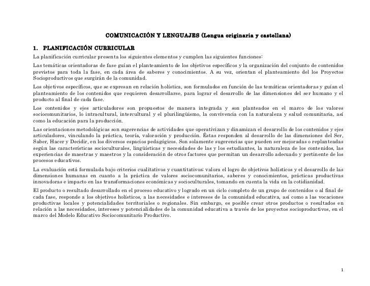 Comunidad y sociedad (comunicación y lenguas)