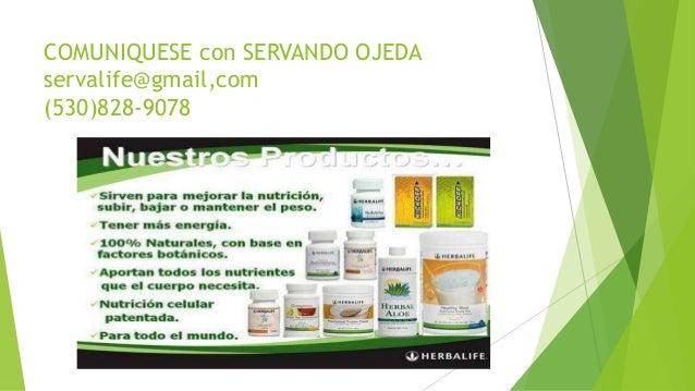 COMUNIQUESE con SERVANDO OJEDA  servalife@gmail,com  (530)828-9078