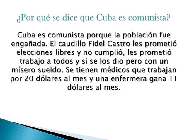 Fidel prometió alimentos para todos y les  impuso una cartilla de racionamiento en la que la mitad de los artículos promet...