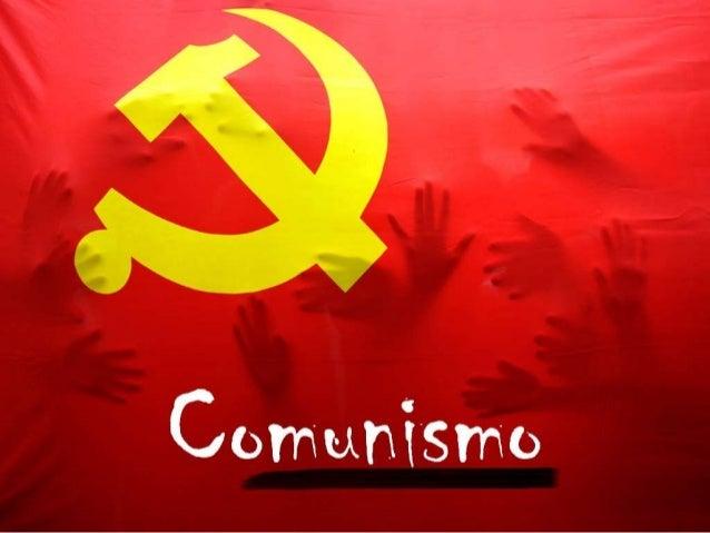 Comunismo, o que é, onde surgiu, principais pensadores, o comunismo atualmente, ideias que serviram como base.