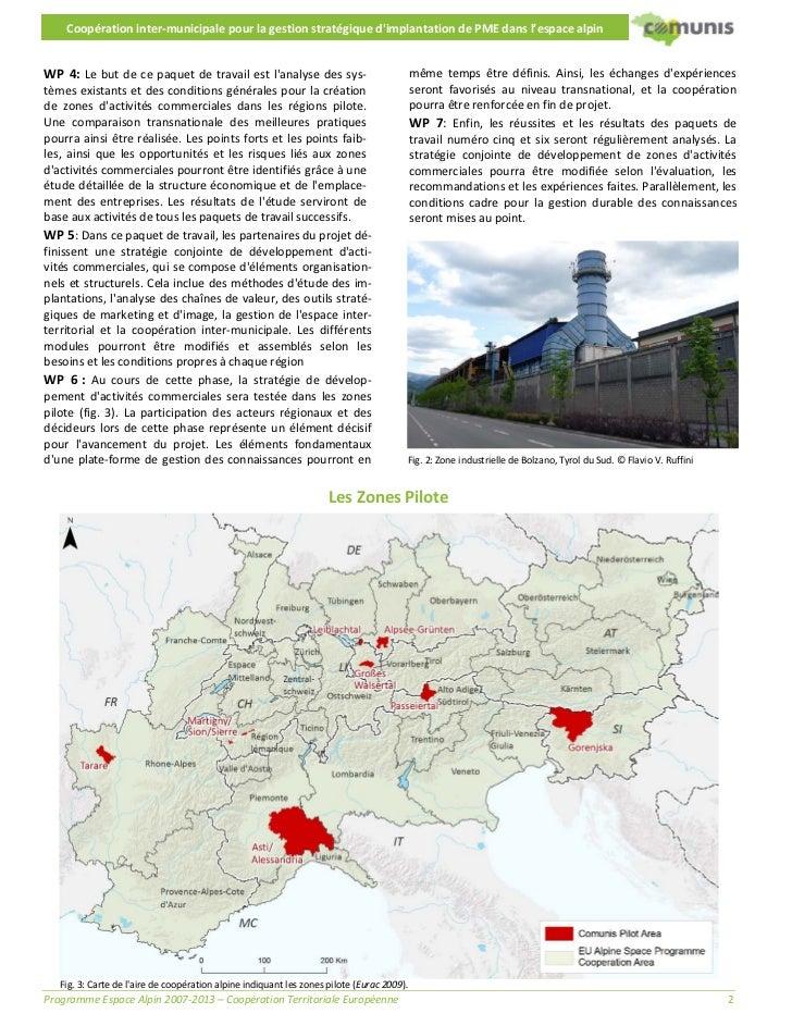 Comunis newsletter 1 Francais Slide 2