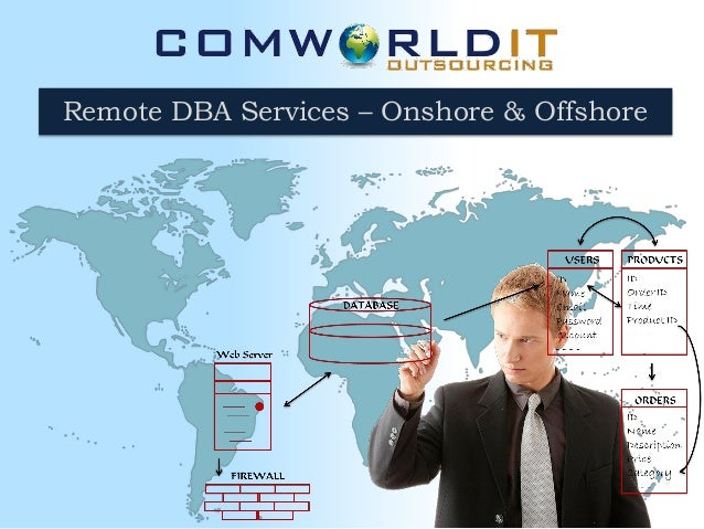 Remote DBA Services – Onshore & Offshore
