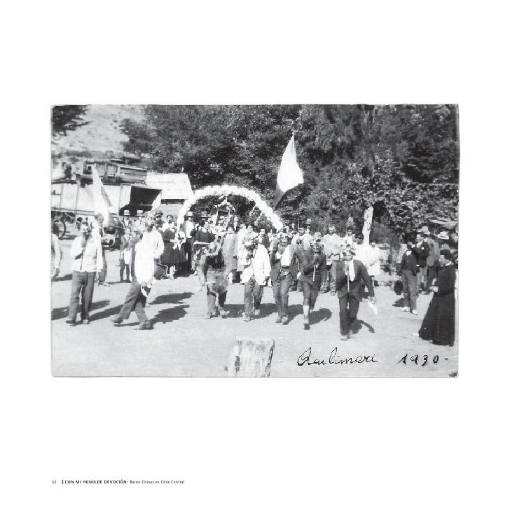 Los orígenes de los bailes chinos