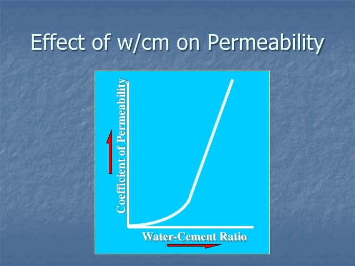 chloride permeability performance aggregate concrete Rapid chloride permeability test on lightweight  industrial waste material in concrete to reduce the use of aggregate  performance of the concrete has not.