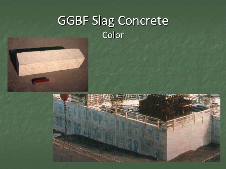 Slag Cement Grade : Con session slag cement