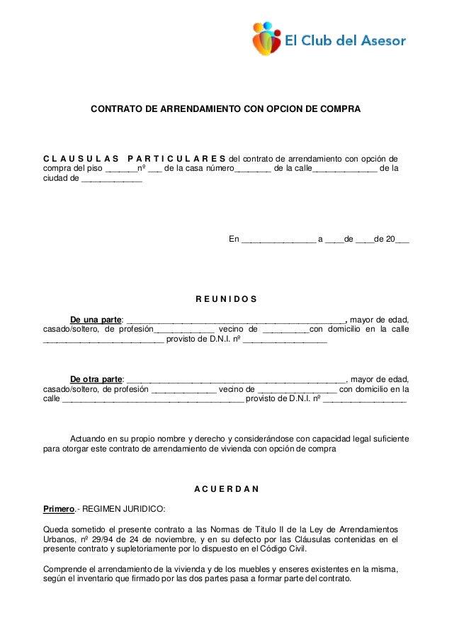 Modelo Reserva Alquiler Idealistanews Con12 Contrato