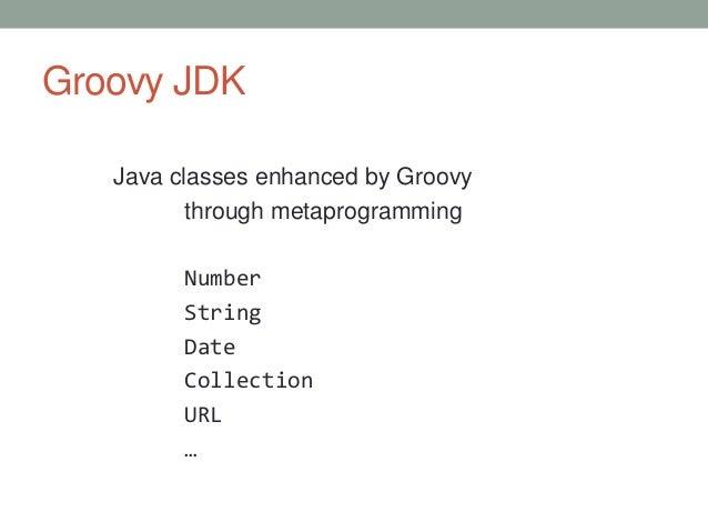 Making Java Groovy (JavaOne 2013)