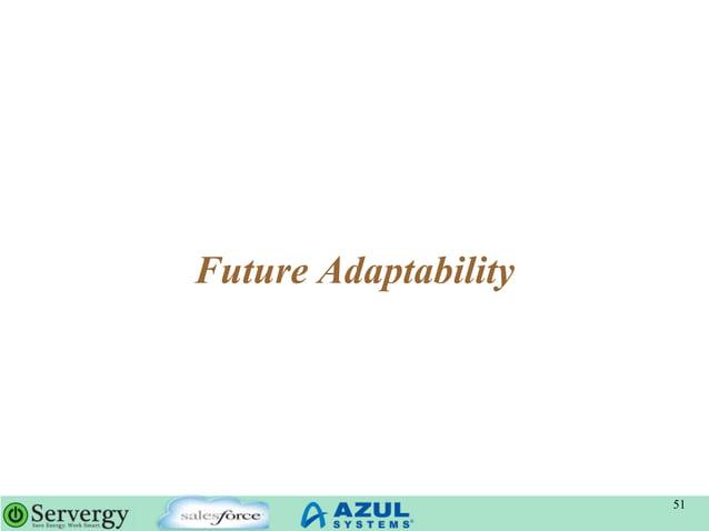 Future Adaptability 51