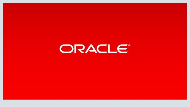 Copyright©2016,Oracleand/oritsaffiliates.Allrightsreserved.| Build,Deploy,andManage SmartphoneApplicaEonsf...