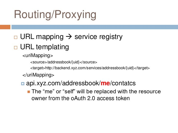 Building a Web API Platform with Open Source oAuth 2 0, REST, and NoS…