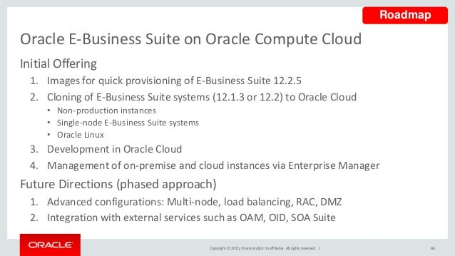 Oow15 planning your upgrade to oracle e business suite 122 80 fandeluxe