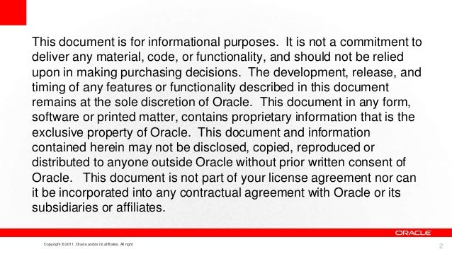 oracle proprietary application hosting registration form