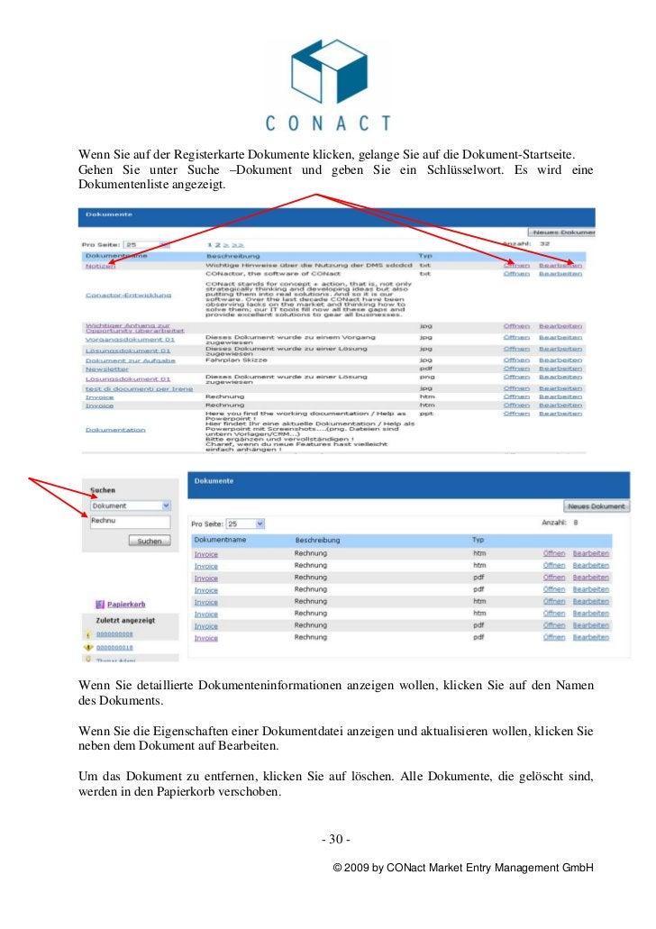 Wenn Sie auf der Registerkarte Dokumente klicken, gelange Sie auf die Dokument-Startseite.Gehen Sie unter Suche –Dokument ...