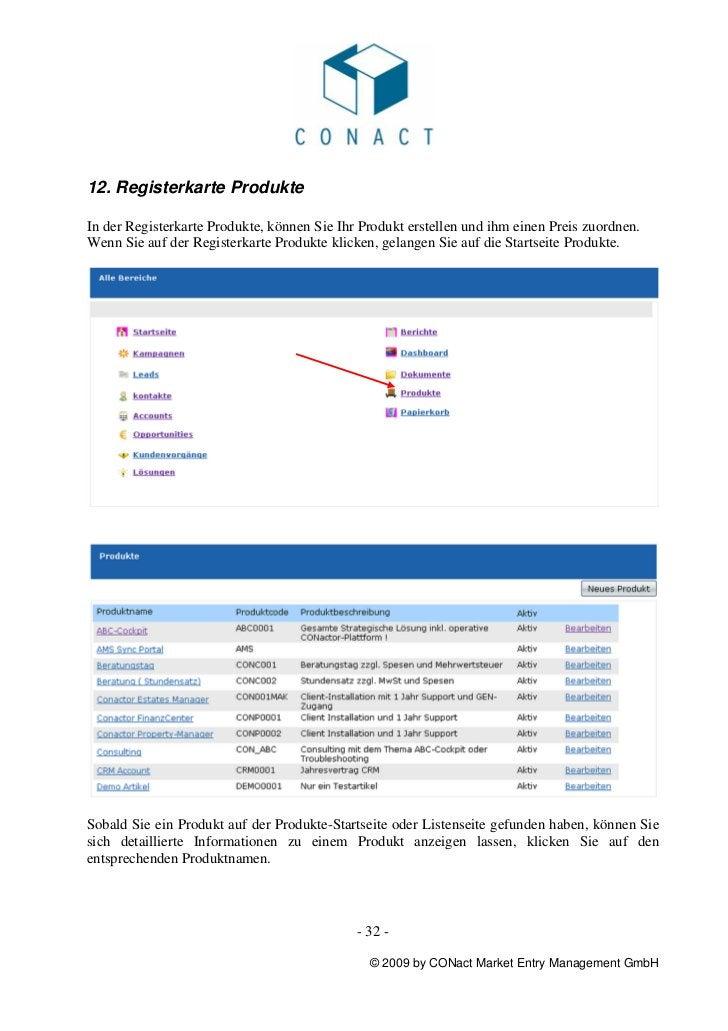 12. Registerkarte ProdukteIn der Registerkarte Produkte, können Sie Ihr Produkt erstellen und ihm einen Preis zuordnen.Wen...