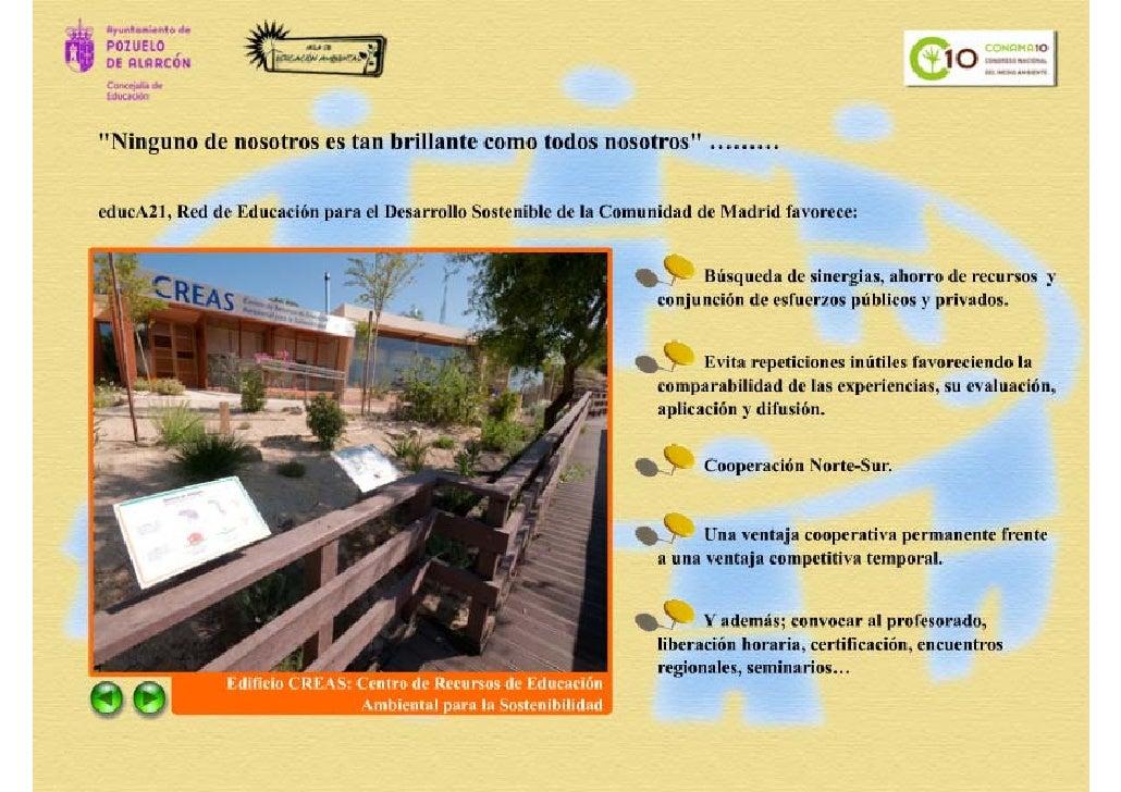 Aula de Educación Ambiental - Ayuntamiento de Pozuelo de Alarcón