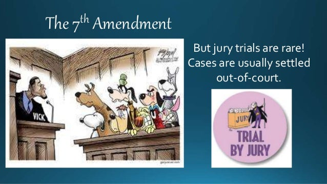 an introduction to the right of juries The right to a jury trial is one of the fundamental rights guaranteed in the united  states constitution, yet it is being eroded by politicians and special interest.