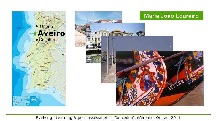 Maria João Loureiro Aveiro Oporto Coimbra