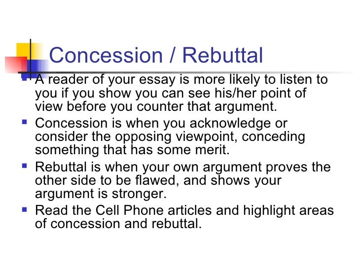 concession and rebuttal ospi  8 concession rebuttal