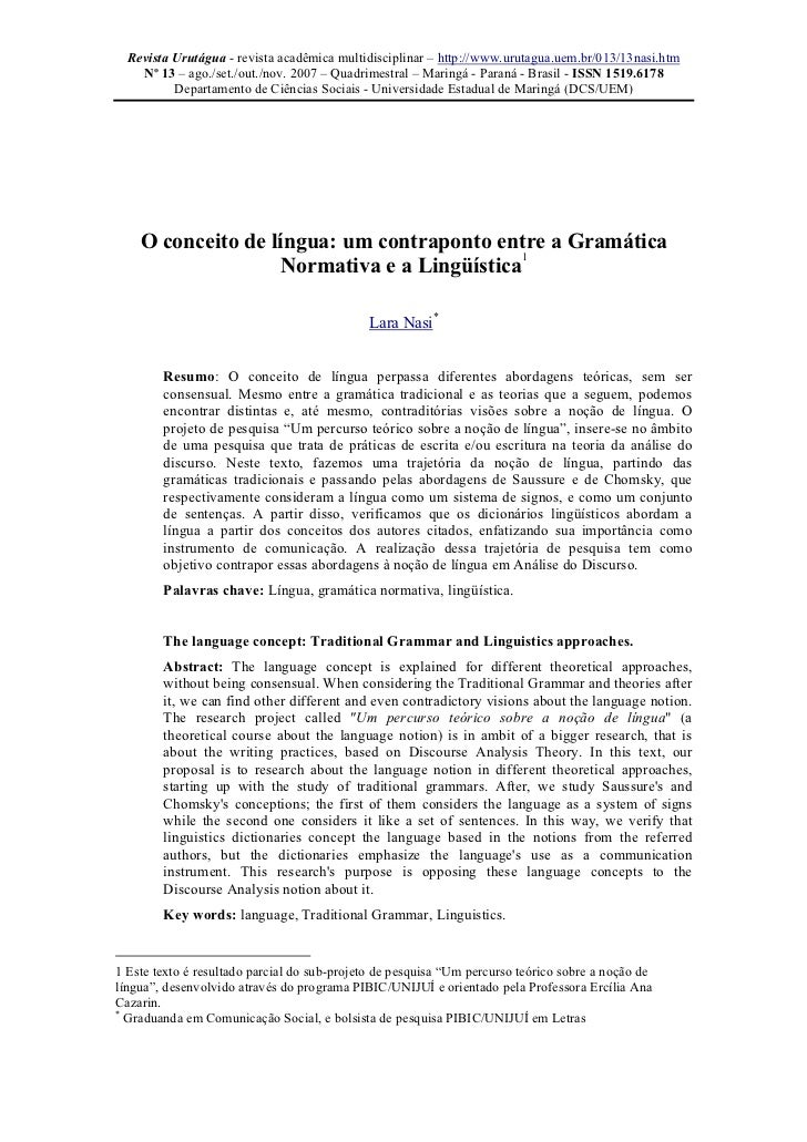 Revista Urutágua - revista acadêmica multidisciplinar – http://www.urutagua.uem.br/013/13nasi.htm    Nº 13 – ago./set./out...