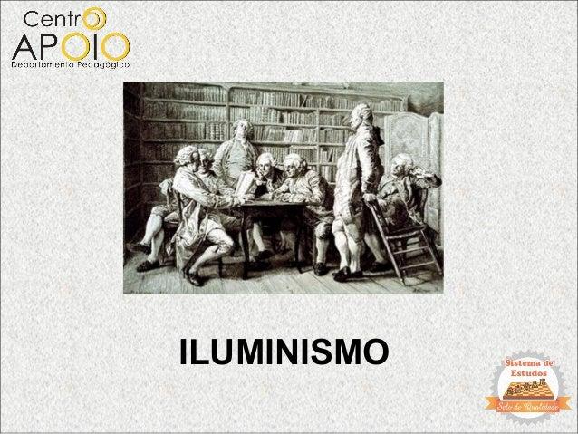 ILUMINISMO