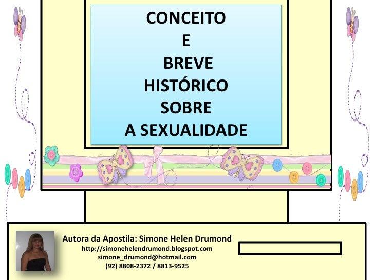 CONCEITO                       E                     BREVE                  HISTÓRICO                    SOBRE            ...