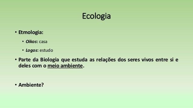 Conceitos basicos da ecologia cap 5 Slide 2