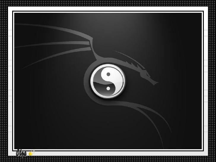 Nesse trabalho, vamos nos aprofundar sobre        a segunda divisão do TAO,     quando a simbologia YIN e YANG  se transfo...