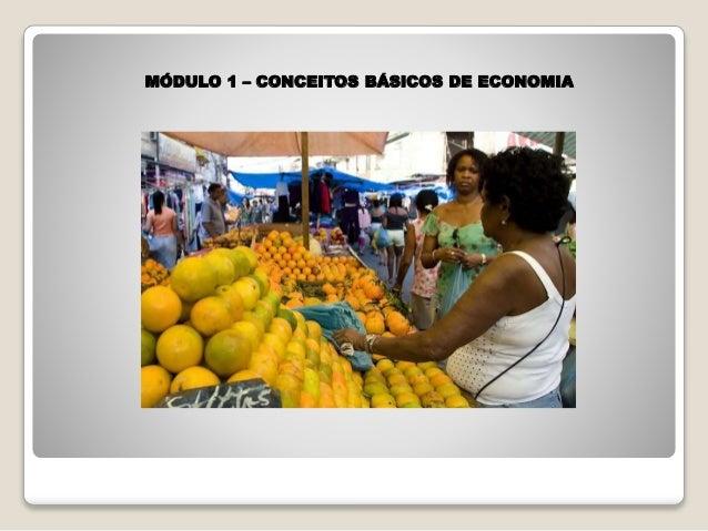 Conceitos básicos de economia Slide 3
