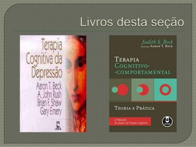 Conceitualização em Terapia Cognitiva Slide 3