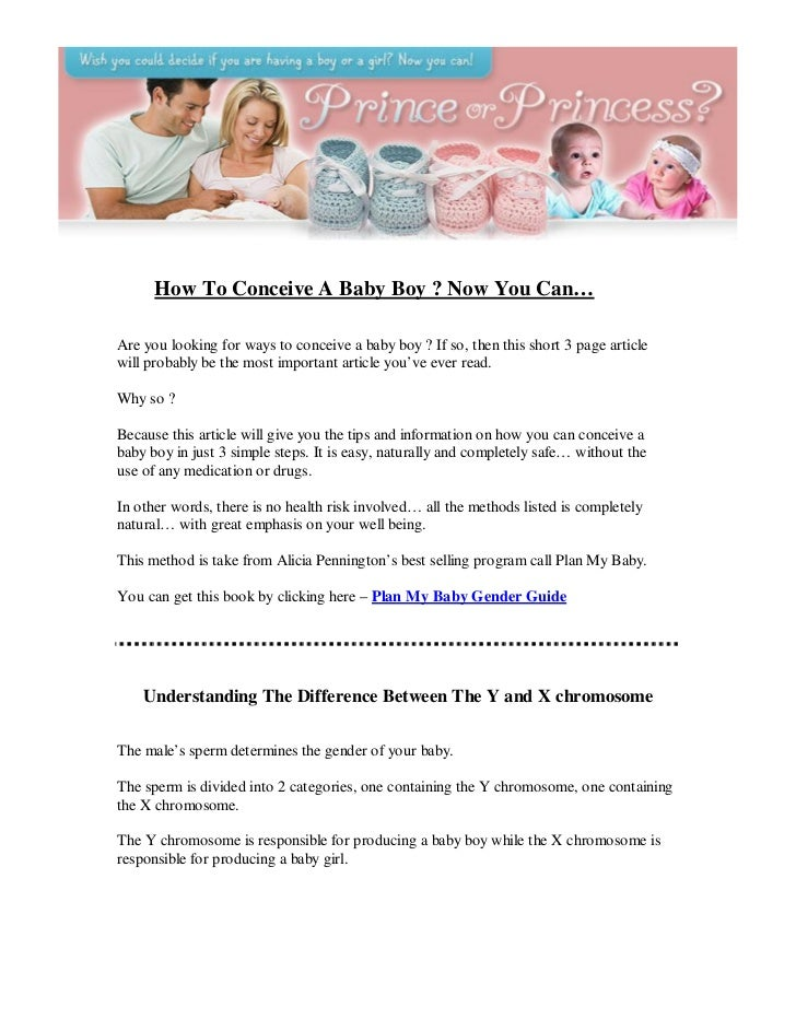 When to have sex to conceive a girl