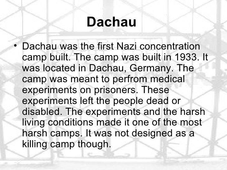 Dachau single party