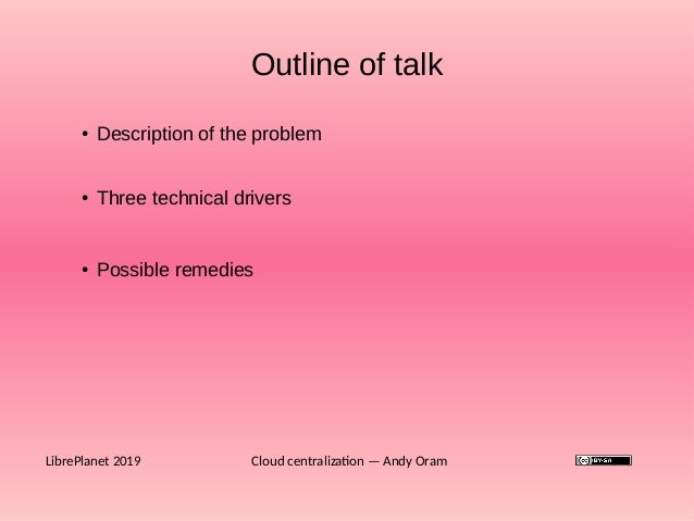Technical drivers of cloud centralization and megacorporate domination Slide 2
