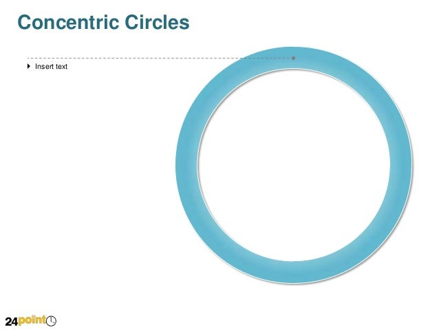 Concentric circles diagram ppt concentric ccuart Images