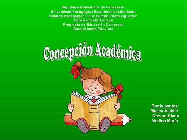 "Republica Bolivariana de Venezuela  Universidad Pedagógica Experimental LibertadorInstituto Pedagógico ""Luis Beltrán Priet..."
