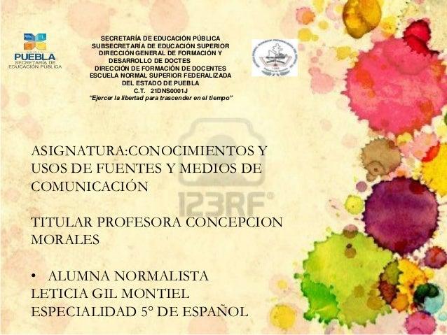 SECRETARÍA DE EDUCACIÓN PÚBLICA SUBSECRETARÍA DE EDUCACIÓN SUPERIOR DIRECCIÓN GENERAL DE FORMACIÓN Y DESARROLLO DE DOCTES ...