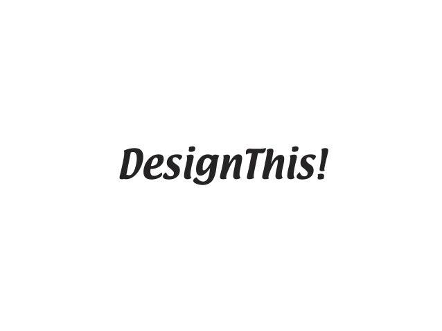 DesignThis!