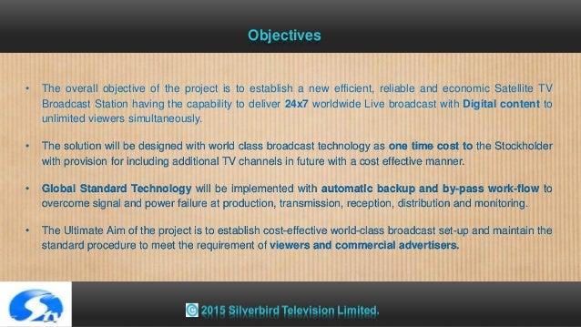 Broadcast TV Station Concept Slide 2
