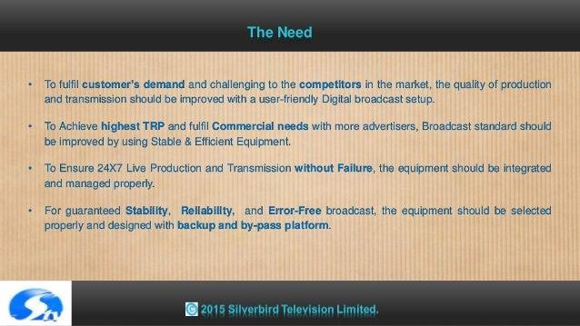 Broadcast TV Station Concept Slide 3