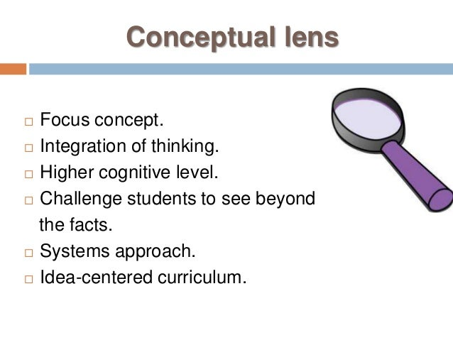concept based curriculum Lynn erickson expands our understanding of the conceptual level of knowledge, thinking, and understanding in this highly interactive session, dr erickson will challenge your mind as she contrasts a three-dimensional concept-based curriculum and instruction model with the worn out two-dimensional.