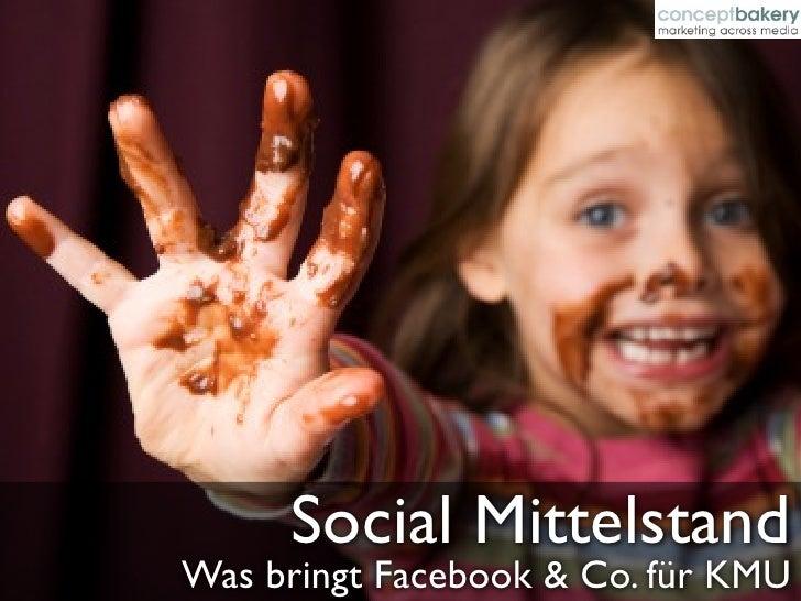 Social MittelstandWas bringt Facebook & Co. für KMU