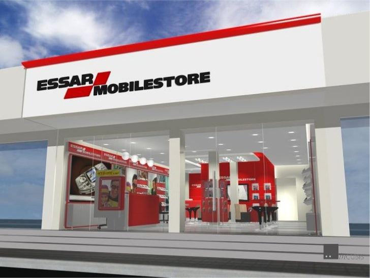 Concept Design Of A Small Format Mobile Store