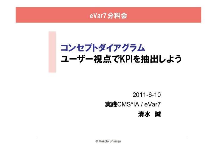 2011-6-10CMS*IA / eVar7