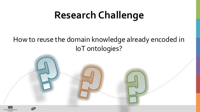How to reuse the domain knowledge already encoded in IoT ontologies? Research Challenge