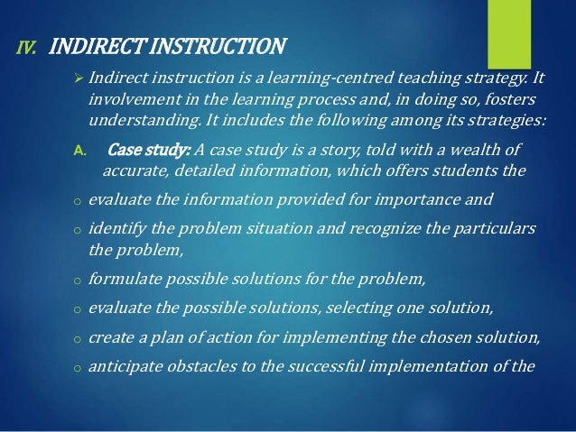 Concept Formation Strategy